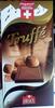 Truffé - Chocolat mi-amer à la truffe - Produit