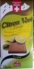 Chocolat au lait et pépites citron vert - Product