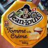 Tomme à la crème - Produit
