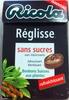 Ricola Réglisse sans sucres - Produit