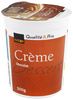 Créme Dessert Chocolat Coop Qualité & Prix - Produit