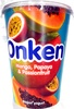 Onken Mango, Papaya & Passionfruit - 450 G - Product