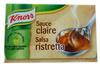 Sauce claire - Produit