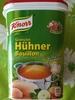 Bouillon Hühner - Prodotto