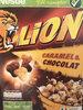 Céréales Lion caramel & chocolat - Produit