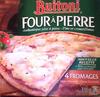 Four à pierre, authentique pâte à pizza - Produit