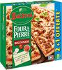 BUITONI FOUR A PIERRE Pizza Surgelée Bolognaise 3 packs x 390g (2+1 offerte) - Produit