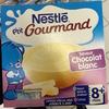 P'tit Gourmand saveur Chocolat blanc - Produit