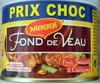 Fond de Veau pour Sauces et Cuissons - Product