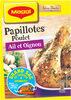 MAGGI Papillotes Poulet Ail Oignon - Prodotto