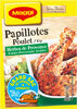 MAGGI Papillotes Poulet Herbes de Provence - Prodotto