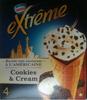 Cookies & Cream - Produit