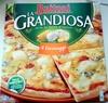 La Grandiosa - Pizza 4 Formaggi - Produit