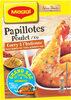 MAGGI Papillotes Poulet Curry à l'indienne - Prodotto