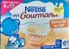 P'tit Gourmand - Mini Semoule au Lait - Produit