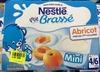 P'tit Brassé Mini Abricot - Prodotto