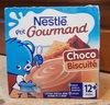 P'tit Gourmand choco biscuité - Produit