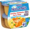 NESTLE NATURNES Petits Pots Bébé Carottes, Pommes de terre, Dinde -2x200g -Dès 6 mois - Product