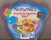 NaturNes Mijoté de légumes, boeuf - Product