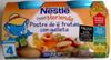 """Postre de frutas """"Nestlé"""" 6 frutas con galleta - Producte"""