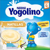 Yogolino natillas sabor vainilla - Prodotto