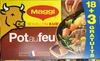 Bouillon Kub Pot au feu (18+3 gratuits) - Product