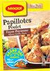MAGGI Papillotes pour poulet paysanne - Product