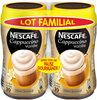 NESCAFE Cappuccino Vanille, Café Soluble, 2 Boîtes de 310g - Produit