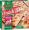 BUITONI FRAICH'UP pizza surgelée Royale - Produit