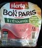 Le Bon Paris, À l'Étouffée (6 Tranches) - Produit