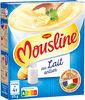 MOUSLINE Purée au lait entier Format Famille (3x125g) - Product