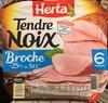 Tendre Noix - Jambon cuit supérieur - Product