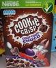 Cookie Crisp goût tout choco - Produit