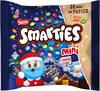 SMARTIES Edition Noël Mini Boîtes - Produit