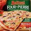 Four à Pierre - Royale (Jambon, fromages, olives, basilic) - Produit
