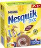 NESQUIK Poudre cacaotée 12 sticks de - Product
