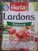 Lardons, Nature - Product