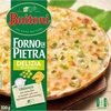 Delizia pizza de queso emmental puerros y crema de leche - Produit