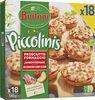 PICCOLINI mini pizzas jambon fromage - Product