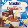 Baby Dessert Choco Vanille - Produit