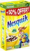 NESQUIK Céréales Petit Déjeuner 500g + 50% - Produit