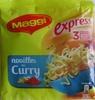 Nouilles au Curry - Produit