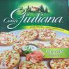 Pancetta 9 Mini Pizze - Prodotto