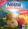P'tits Fruits Pommes - Produit