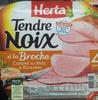 Tendre Noix à la Broche Cuisinié au Miel & Romarin - Product
