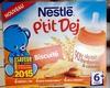 P'tit Dej Biscuité - Prodotto