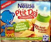P'tit Dej Croissance saveur Biscuit Noisette - Prodotto