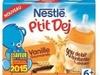 Nestlé P'tit Déj saveur Vanille Gourmande - Prodotto