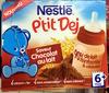 P'tit Déj Saveur Chocolat au Lait - Prodotto