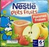 P'tits Fruits Pommes Fraises - Prodotto